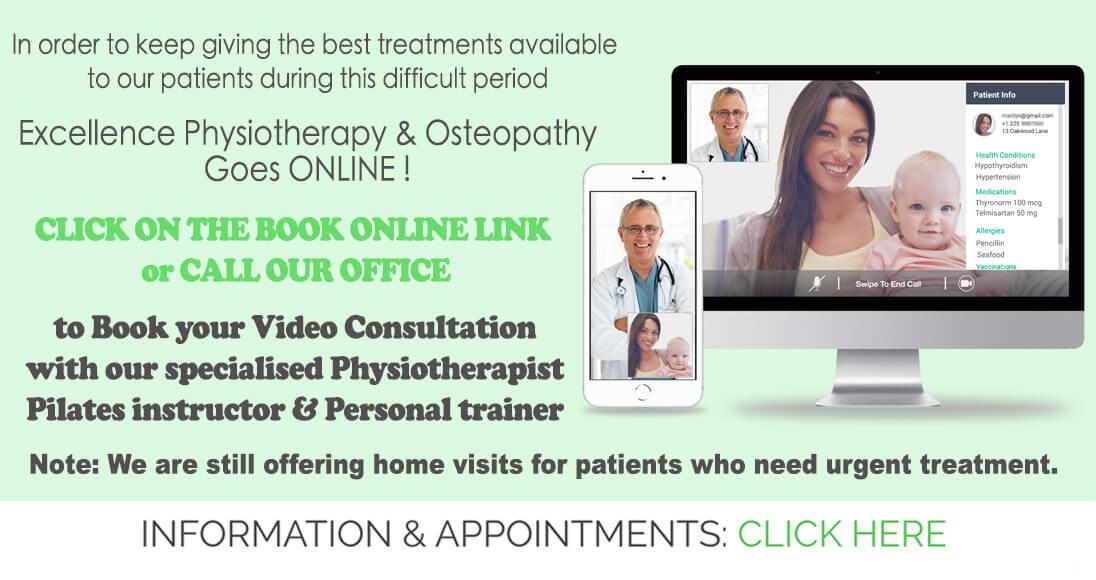 Physiotherapist London Osteopath London