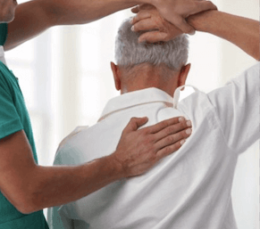 Shoulder pain rehabilitation physiotherapy injury London